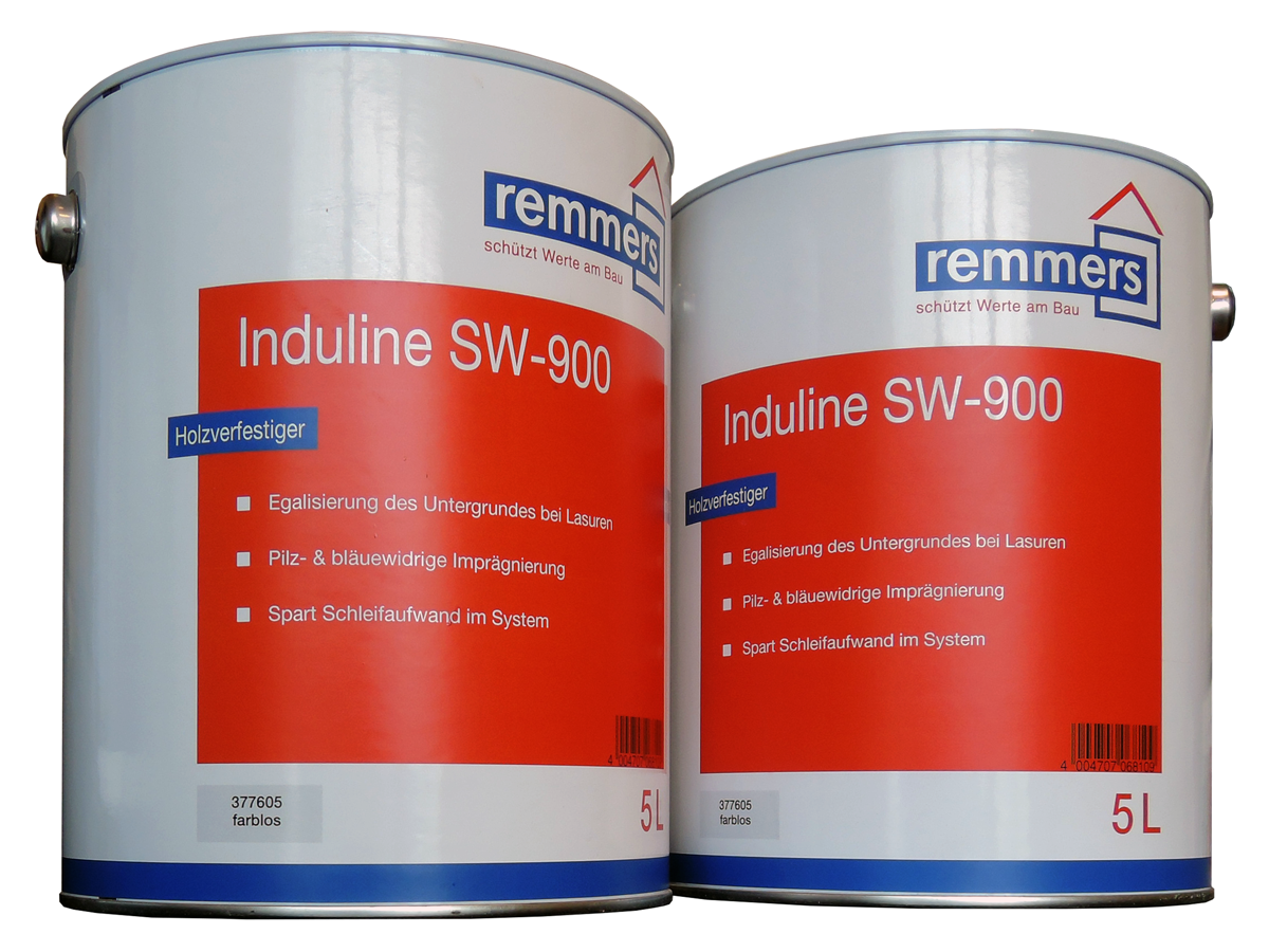 Remmers Induline SW-900 : грунт-пропитка